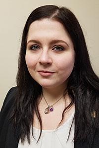 Stephanie Koch : Funeral Director
